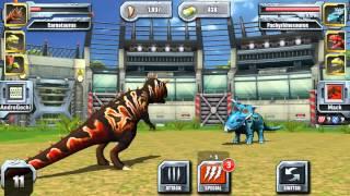 Jurassic Park Builder Online Battle Arena All Star