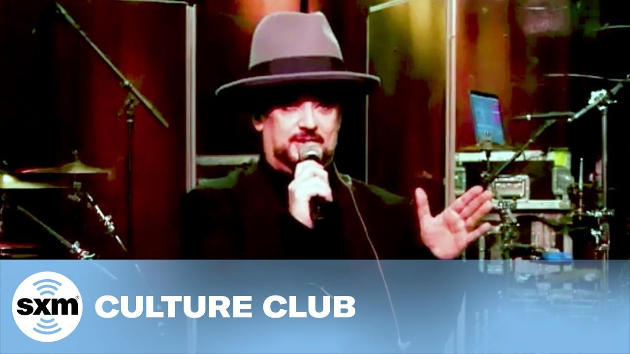 Culture Club Says the Pandemic Gave Them Time for New Music and Therapy