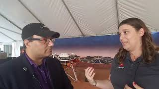 Entry, Descent and Landing Engineer Previews NASA InSight on Mars