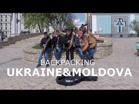 backpacking UKRAINE and MOLDOVA
