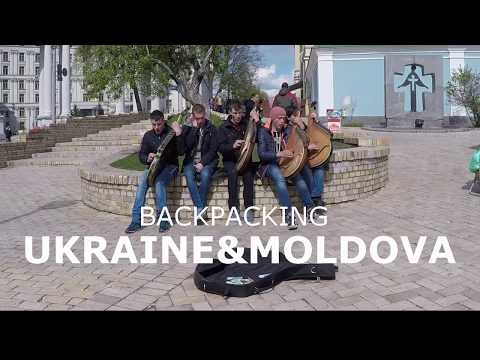 backpacking UKRAINE and MOLDOVA