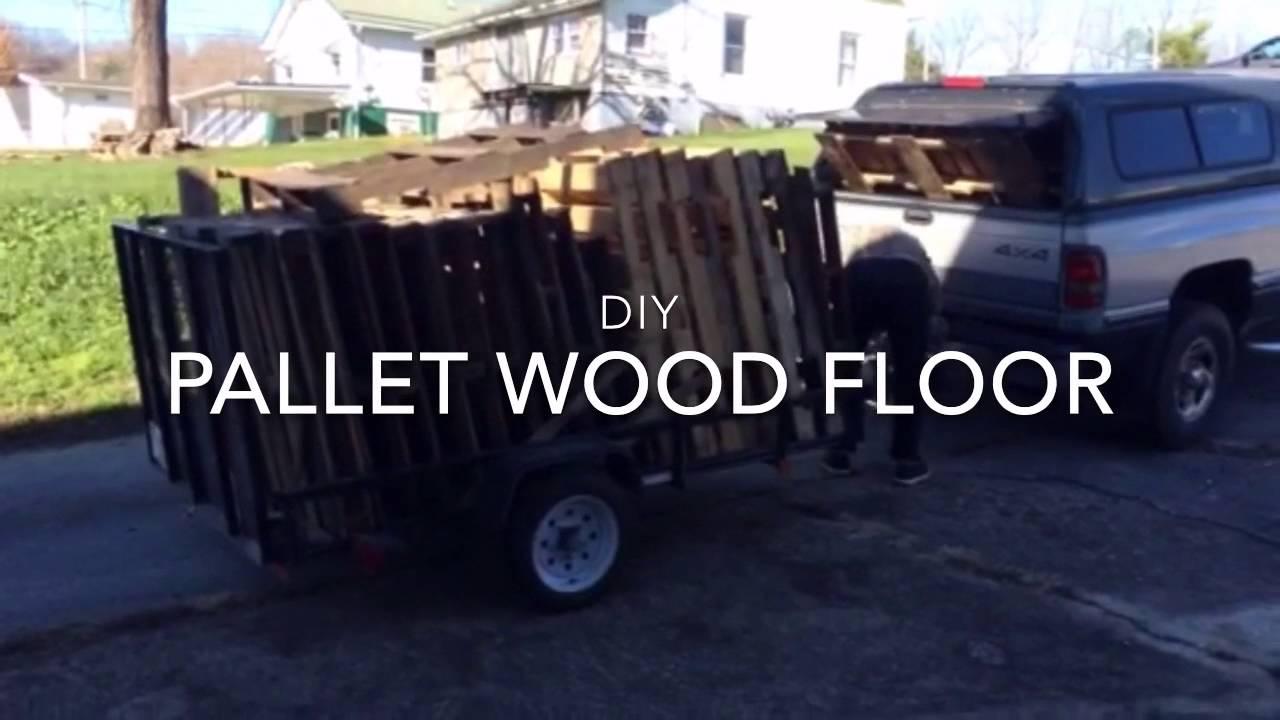 Diy Reclaimed Wood Flooring Carpet Vidalondon