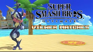 🔴 Live - Super Smash Bros. Ultimate Viewer Matches (!add to Fight Me) [8]