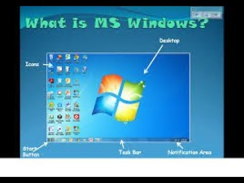 Introduction To Microsoft Windows