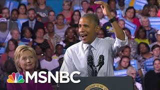President Obama: Building A Higher Wall Is 'Not A Plan' | Hardball | MSNBC
