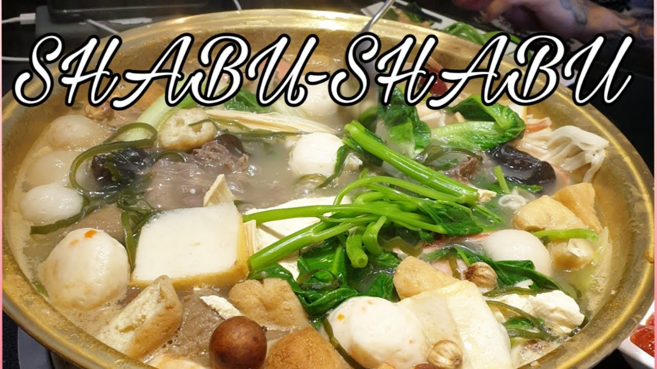 shabushabu  youtube