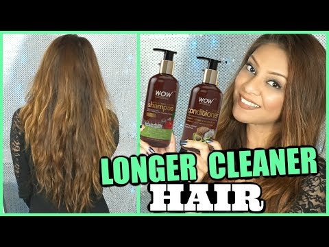 wow-apple-cider-vinegar-shampoo-+-conditioner-honest-review│-india's-#1-best-top-selling-shampoo?