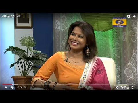 ପିଙ୍କି ପ୍ରଧାନ Actress Pinky Pradhan inHELLO ODISHA