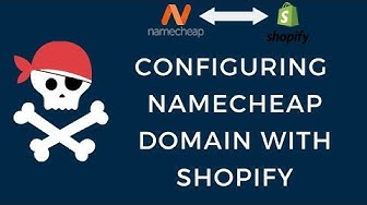 How To Add a Custom Namecheap Domain in Shopify - [FREE COURSE]