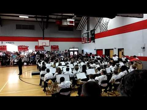 Riverton Intermediate School Band