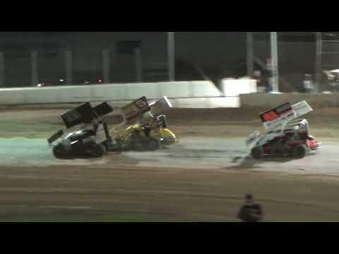 Delta Speedway - 8.4.18 Main Event