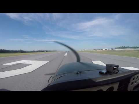 Flying my new Skyhawk 172M from KPOU to KGWB