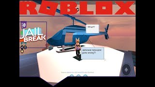 Roblox Jailbreak|| THE HELICOPTER DID WHAT?! Ft. 707, Mason, Rango, and Ace