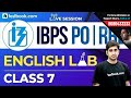IBPS RRB PO : English Lab Class 7 With Nitin Sir   Best Preparation Tips & Tricks for English
