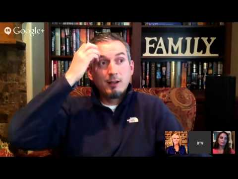 Booktalk Nation with James Dashner