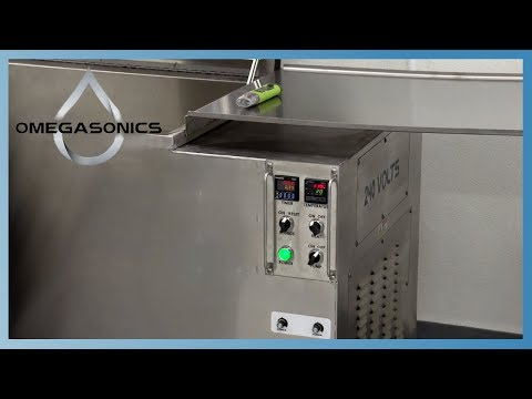The Ultrasonic Washer: How To Use Our Ultrasonic Cleaning Equipment
