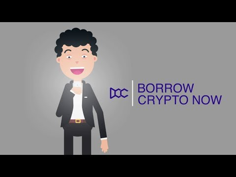 Want to Borrow Crypto?
