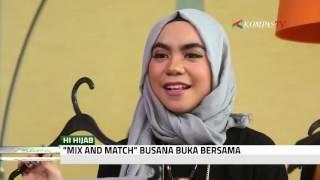 Tips Busana Hijab Formal tapi Kasual