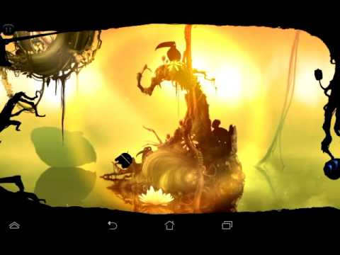 Обзор игры Badland !!!!! На Android