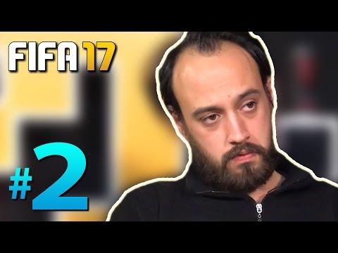 FIFA 17 Yeni Kariyer #2: DÖRDÜNCÜ LİGDEN ZİRVEYE!