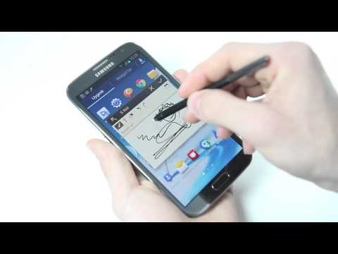Samsung Galaxy Note 2 incelemesi