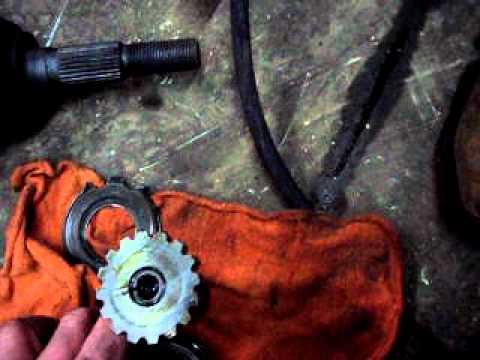 03 Chevy S10 wth inoperative 4WD repair - YouTube