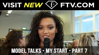 Model Talks My Start Part Seven | FashionTV