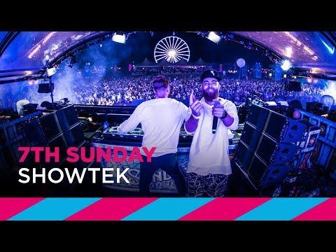 Showtek DJset @ 7th Sunday 2018  SLAM!