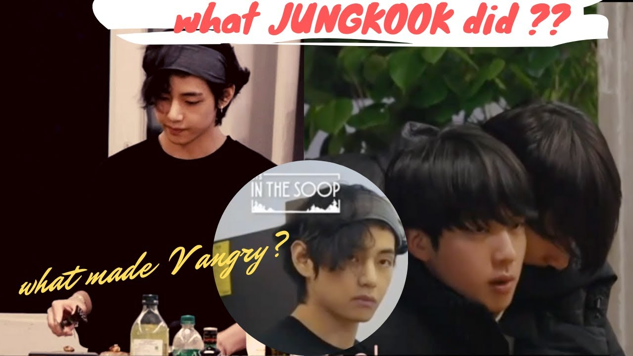 Download What made V angry? Jungkook's Hidden Taekook signs💜 Detailed analysis 🌴.