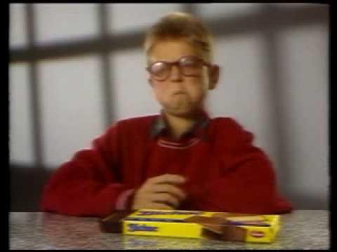 Bichoc (Délichoc) reclame met Bart de Graaff (uit jaren 80)