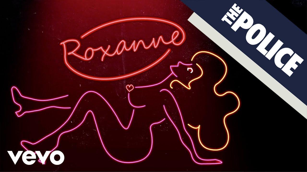 The Police – Roxanne (Lyric Video)