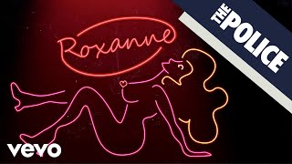 The Police - Roxanne (Official Lyric Video)