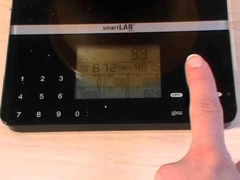 Smartlabdiet Diat Kuchenwaage Diet Kitchen Scale Youtube