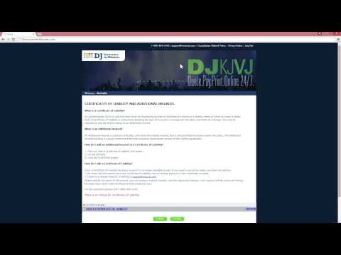 How To Add An Additional Insured - DJ Insurance In Minutes