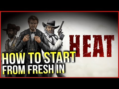 *NEW* BEGINNER TIPS FOR STARTING OUT! - Heat Gameplay | Ep.1