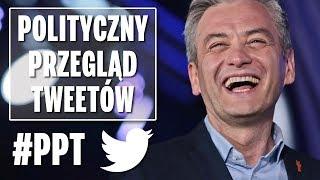 Robert Biedroń oszukał swoich wyborców - Polityczny Przegląd Tweetów.