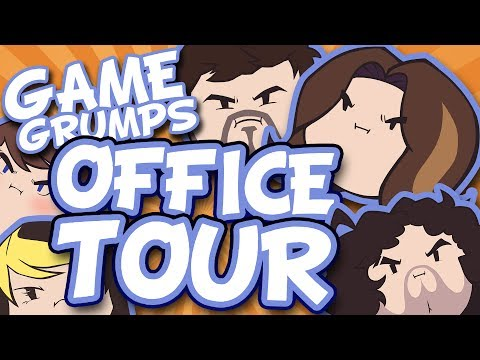 Game Grumps Office Tour!