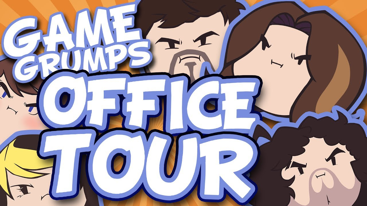 game-grumps-office-tour