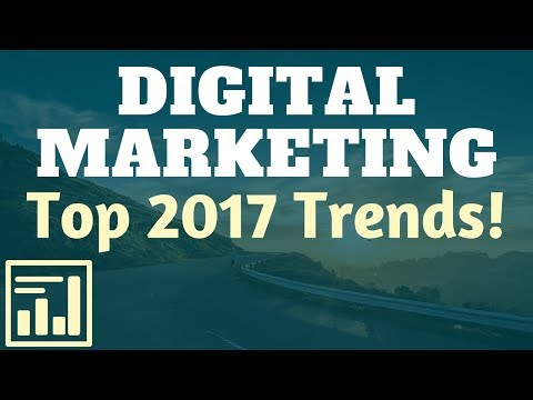 Important Digital Marketing Trends For 2017 - Surfside PPC