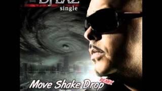 DJ LAZ feat. Flo Rida, Casely & Pitbull - Move, Shake, Drop (Remix Ryder) (2014)