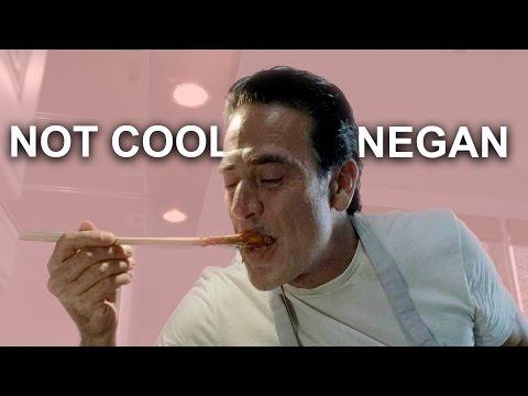 Not cool Negan (HUMOR)