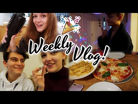 VLOG: Date Night, My Brother's Birthday & Blogger Haul and Giveaway! | BeautySpectrum