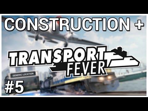 The Lumber Line = Construction + Transport Fever #5