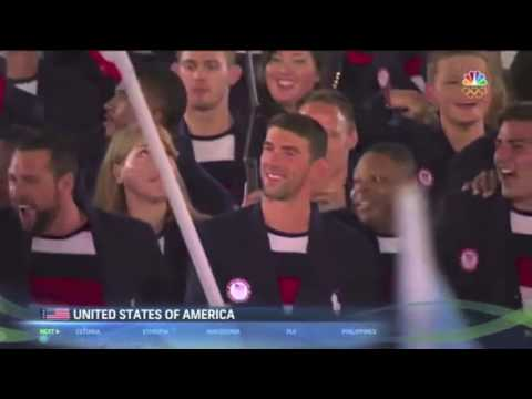 American Nationalism in the 2016 Summer Olympics