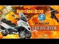 Piaggio mp3 500 LT business review