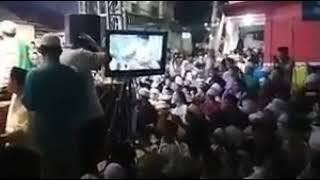 Video TADI MALAM KH Muammar ZA - Haflah Di Kalideres Dalam Rangka Maulid Nabi Muhammad SAW download MP3, 3GP, MP4, WEBM, AVI, FLV Oktober 2018