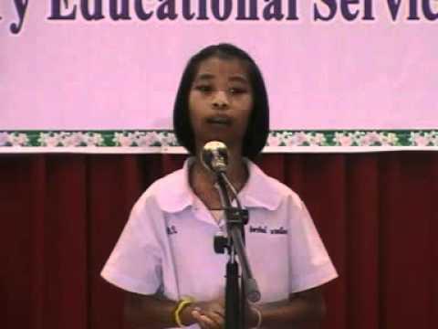 2 Speech Contest 2011 สพป นภ 1ป 1 3