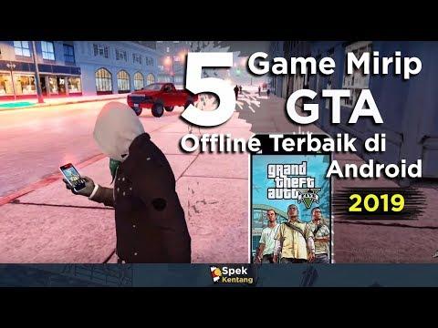 5 Game Mirip GTA Offline Ringan Terbaik Di Android 2019 Selain Gangstar Vegas