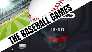 Sega Mega Drive / Genesis: All Baseball Games