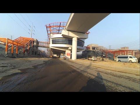 [Vlog] Metro Train Orange Line Part 1/4 | Lahore